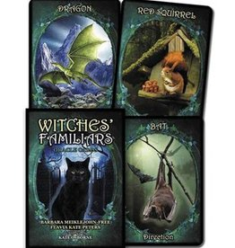 Barbara Meiklejohn-Free Witches' Familiars Oracle by Barbara Meiklejohn-Free