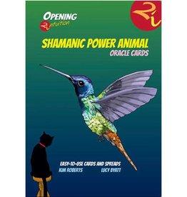 Kim  Roberts Shamanic Power Animal Oracle by Kim Roberts
