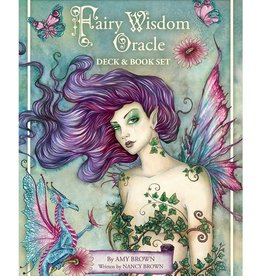 Amy Brown Fairy Wisdom Oracle by Amy Brown