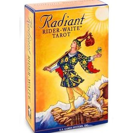 Waite Radiant Rider Waite Tarot by Waite