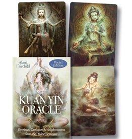 Alana Fairchild Kuan Yin Oracle (Pocket Edition) by Alana Fairchild