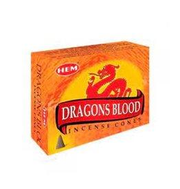 HEM Dragons Blood HEM Incense Cones