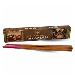 Green Tree Call of the Shaman Green Tree Incense Sticks