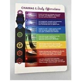 """Chakra Journal 5.5""""x 7.5"""""""