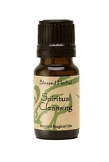Coventry Creations Blessed Herbal Oil - Spiritual Cleansing