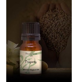 Coventry Creations Blessed Herbal Oil - Prosperity