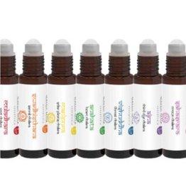 Basic Earth Throat Chakra Essential Oil Blend Roller