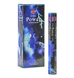 Darshan Divine Power HEM Incense Sticks