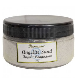 Harmonia Angelite Crystal Sand 180g