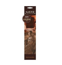 Native Collection Sandlewood Native Collection Incense Sticks