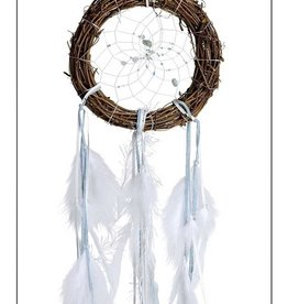 "Monague Native Crafts Winter Twig 6"" Dream Catcher"