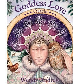 Wendy Andrew Goddess Love Oracle by Wendy Andrew
