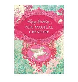 Amber Lotus Happy Birthday You Magical Creature