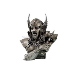 """Pacific Trading Thor Statue - 11"""""""