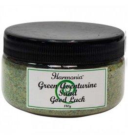 Harmonia Green Aventurine Crystal Sand 180g