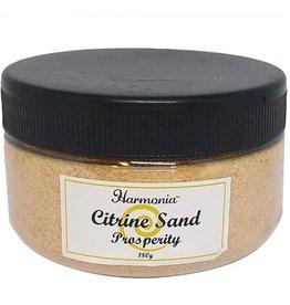Harmonia Citrine Crystal Sand 180g