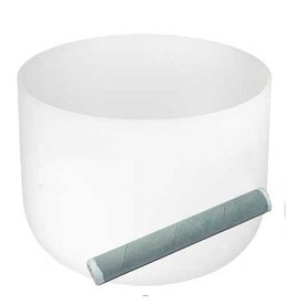 "Crystal Singing Bowl 7.5""   C - Root"