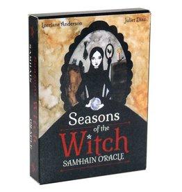 Lorriane Anderson Seasons of the Witch Oracle by Lorriane Anderson & Juliet Diaz