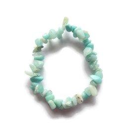 Amazonite - Chip Bracelet