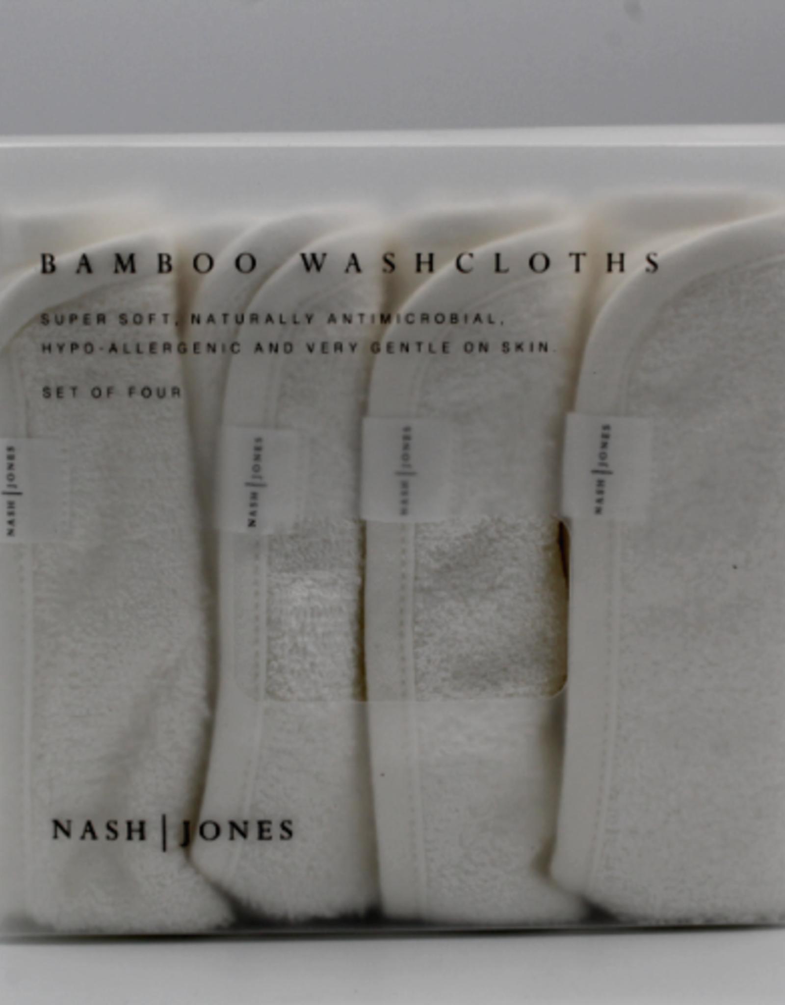 Nash and Jones Bamboo Washcloth