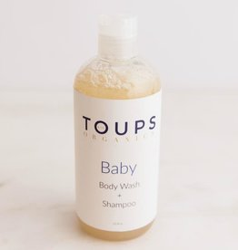 Toups Baby: Body Wash and Shampoo