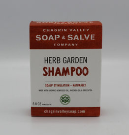 chagrin valley Shampoo Bar  Herb Garden