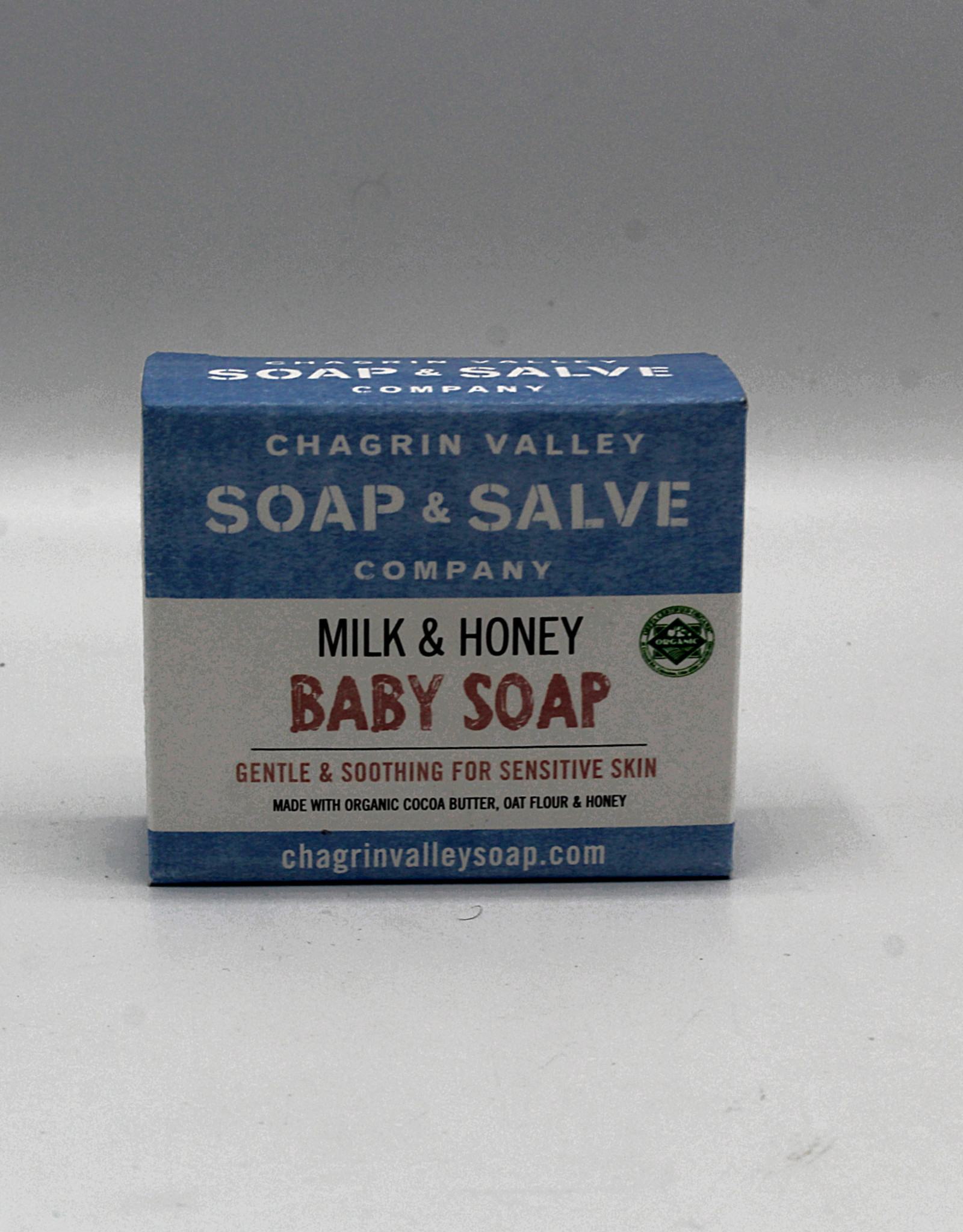 chagrin valley Baby Me Baby Soap