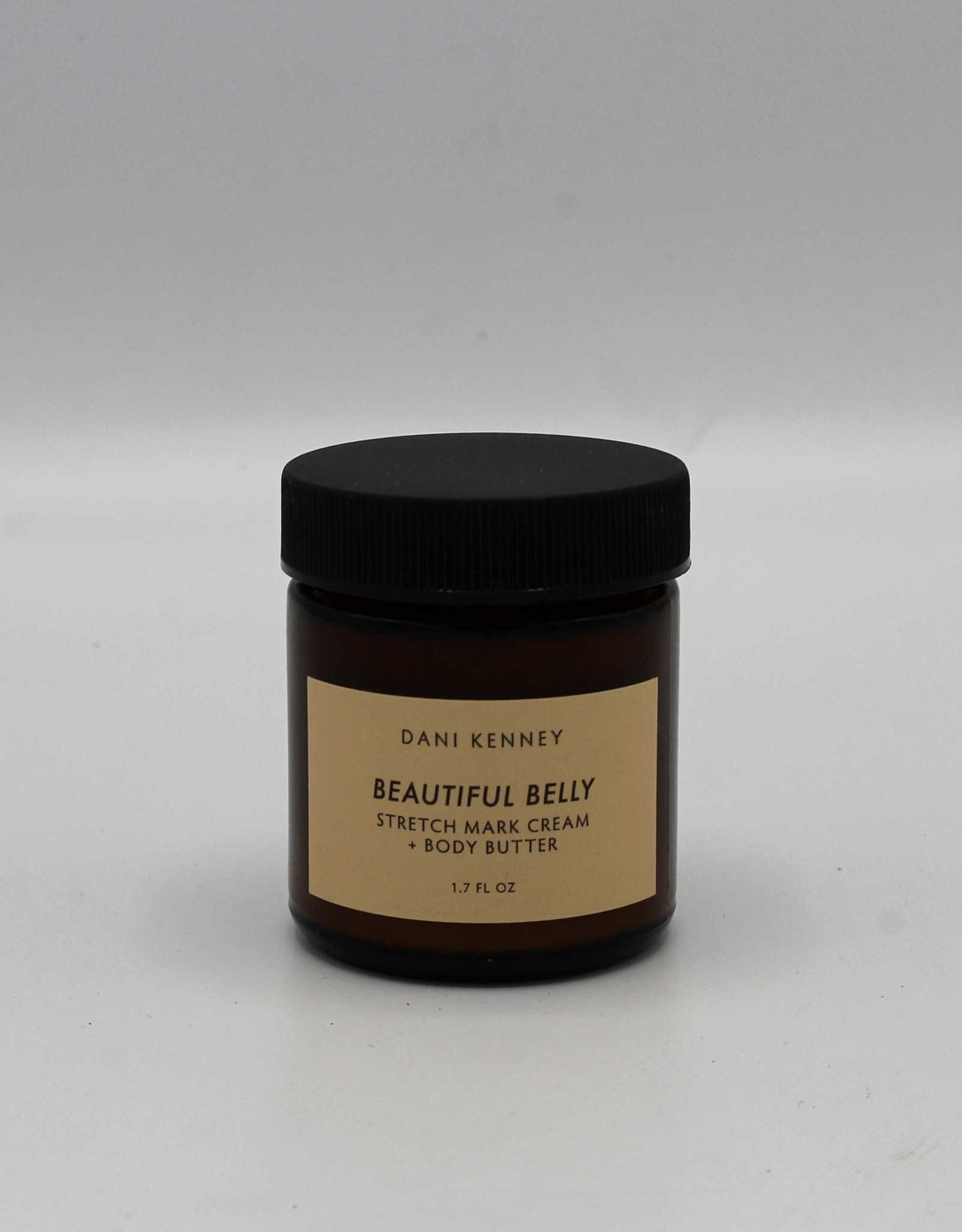 danikenney Beautiful Belly Cream