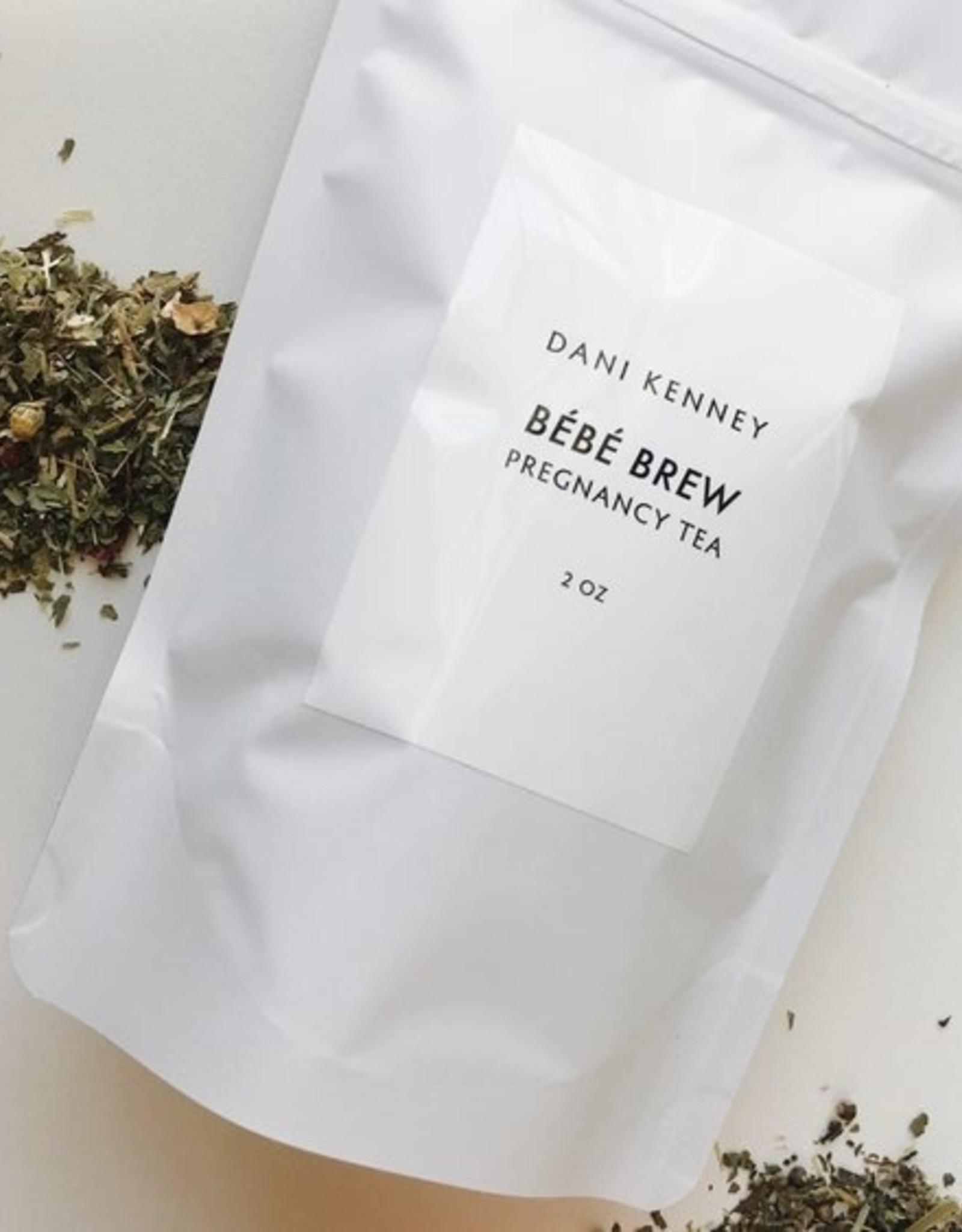 danikenney Pregnancy Tea: bebe Brew