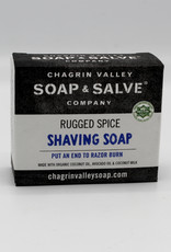 chagrin valley Rugged Spice Shaving Soap