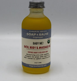 chagrin valley Baby Me Bath and Body Oil