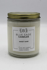 Blue Sage Candles
