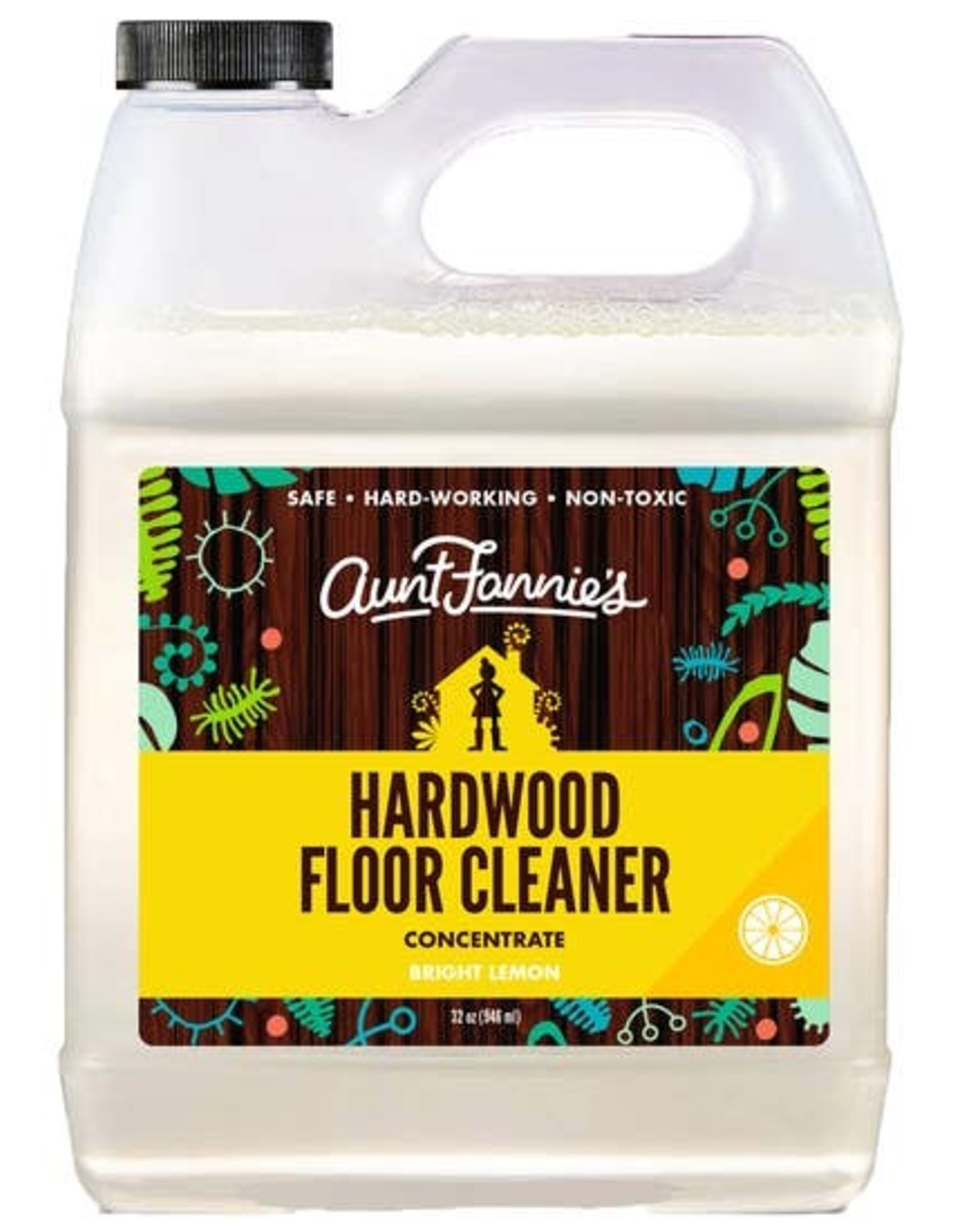 Aunt Fannies Aunt Fannie's Hardwood Floor Cleaner