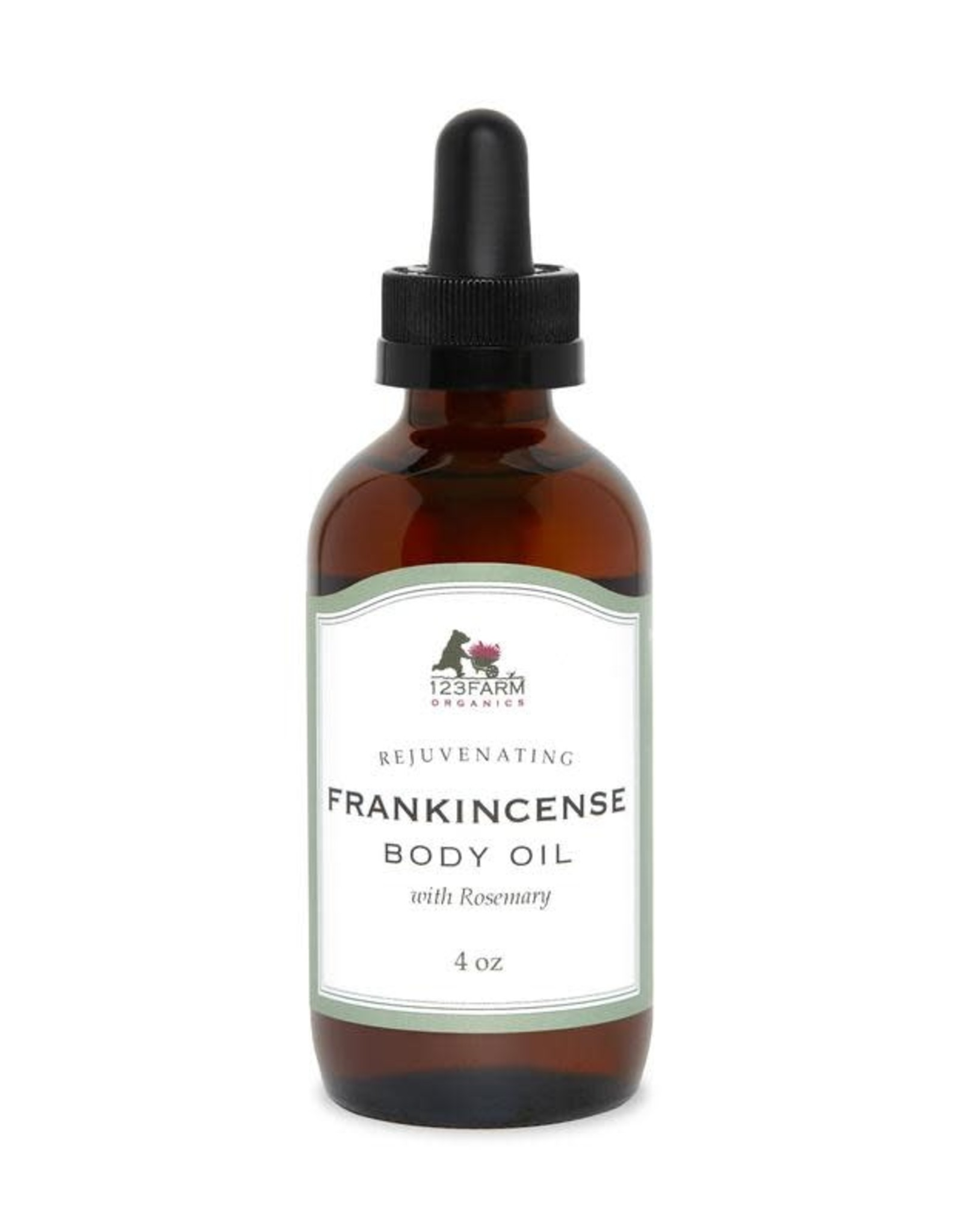 Frankincense Body Oil