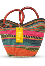 Alaffia Authentic African Winged Basket