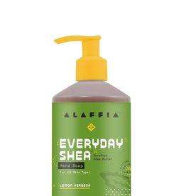 Alaffia EveryDay Shea Hand Soap Lemon Verbana