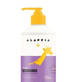 Alaffia Kids Body Lotion  Lemon Lavender