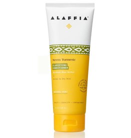 Alaffia Neem Turmeric Clarifying Conditioner, Natural Mint