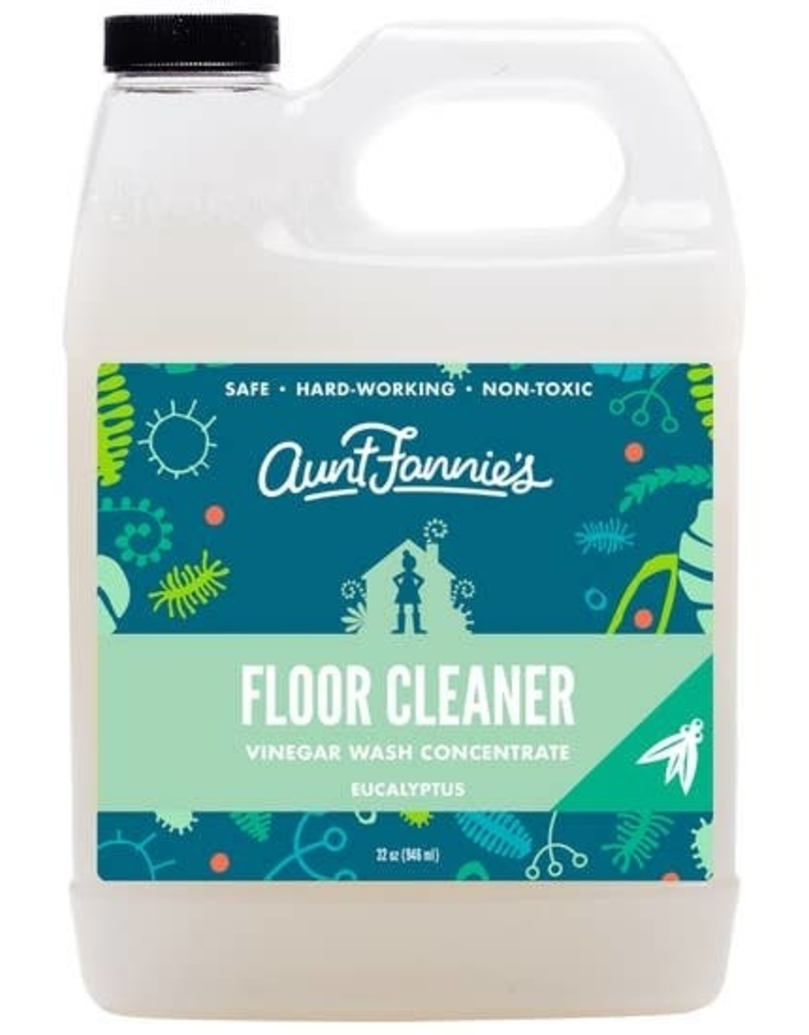 Aunt Fannies Aunt Fannie's Floor Cleaner