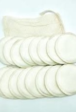 Zero Waste MVMT Reusable Bamboo Wash Pads