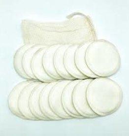 Upcircle Reusable Bamboo and Cotton Pads