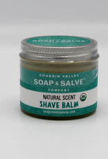 chagrin valley After Shave Balm: Natural Scent