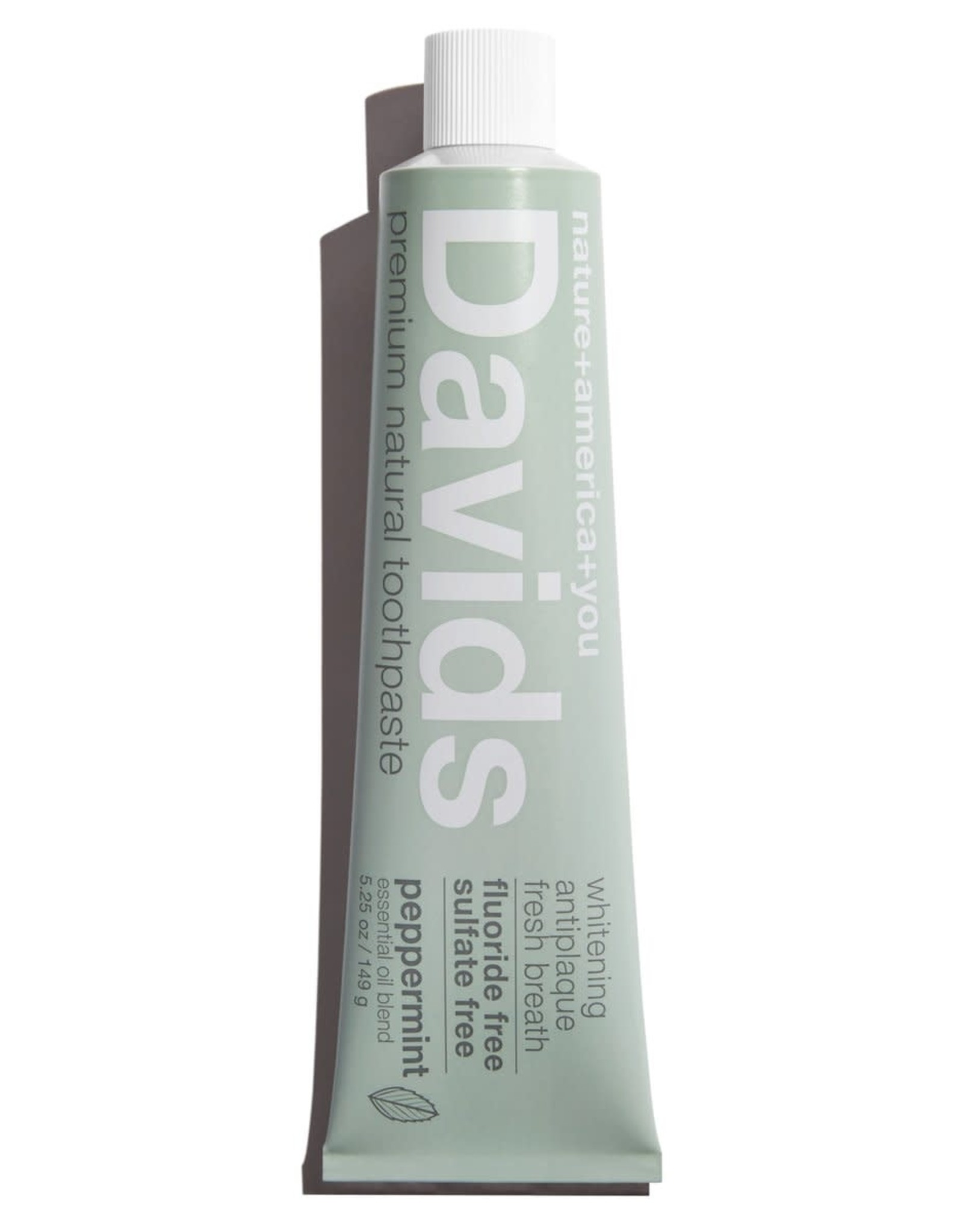 David's Natural Toothpaste Davids Natural Toothpaste