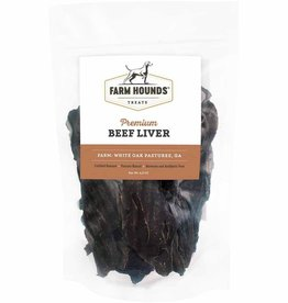 farm hounds FarmHounds Dog Treats Beef Liver