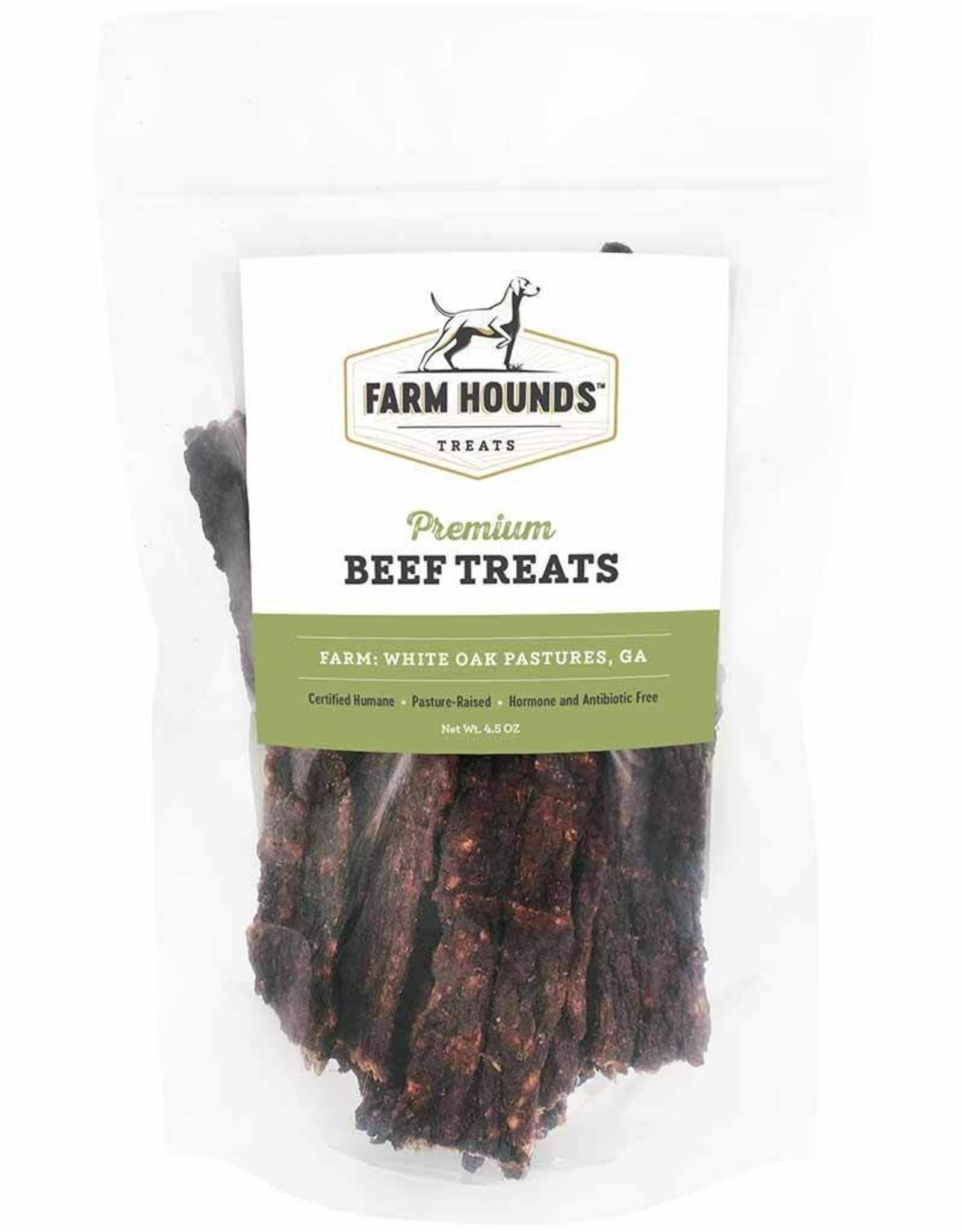 farm hounds FarmHounds Dog Treats Beef Treats