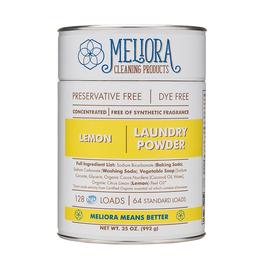 Meliora Lemon Laundry Powder