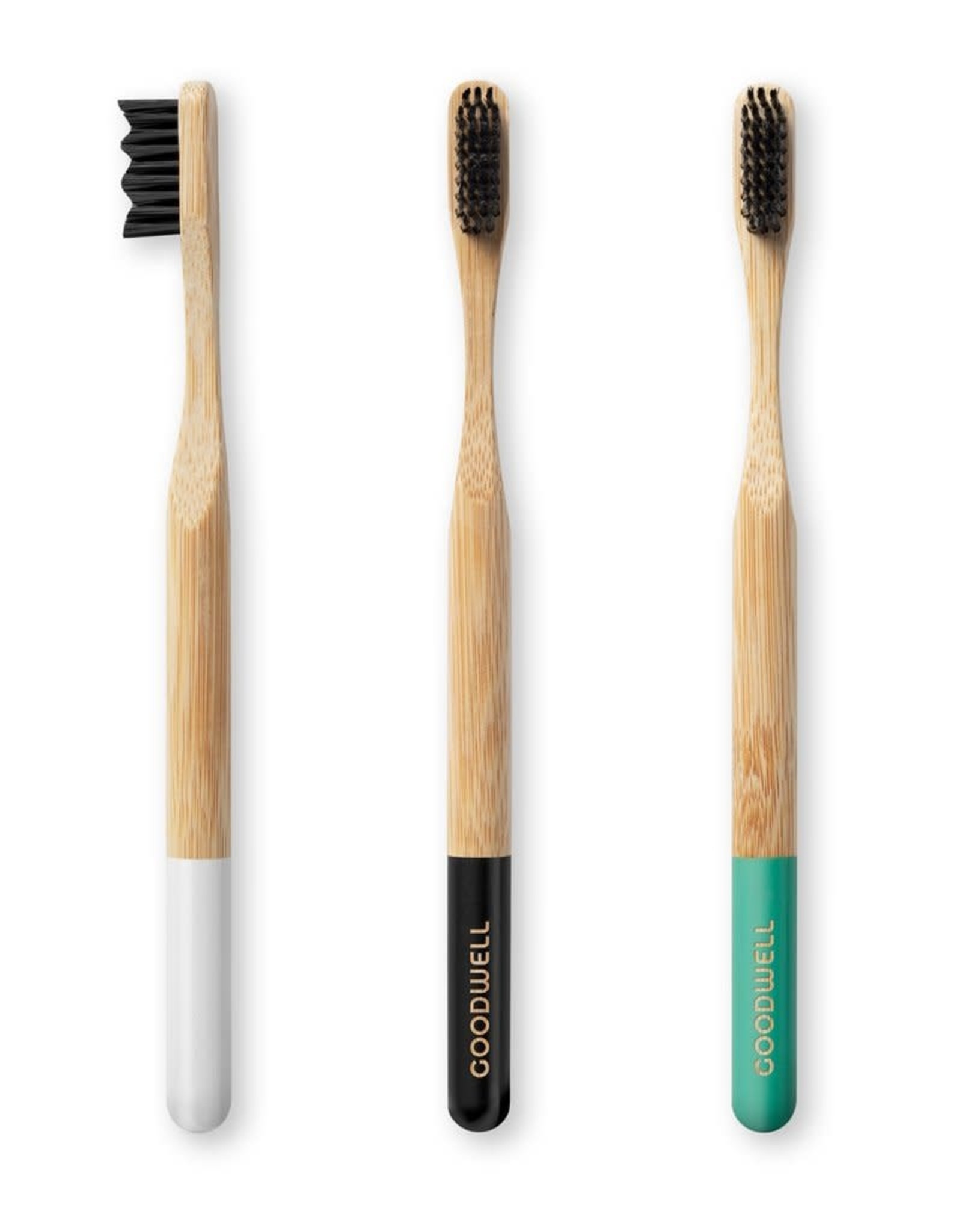 Goodwell Bamboo Toothbrush