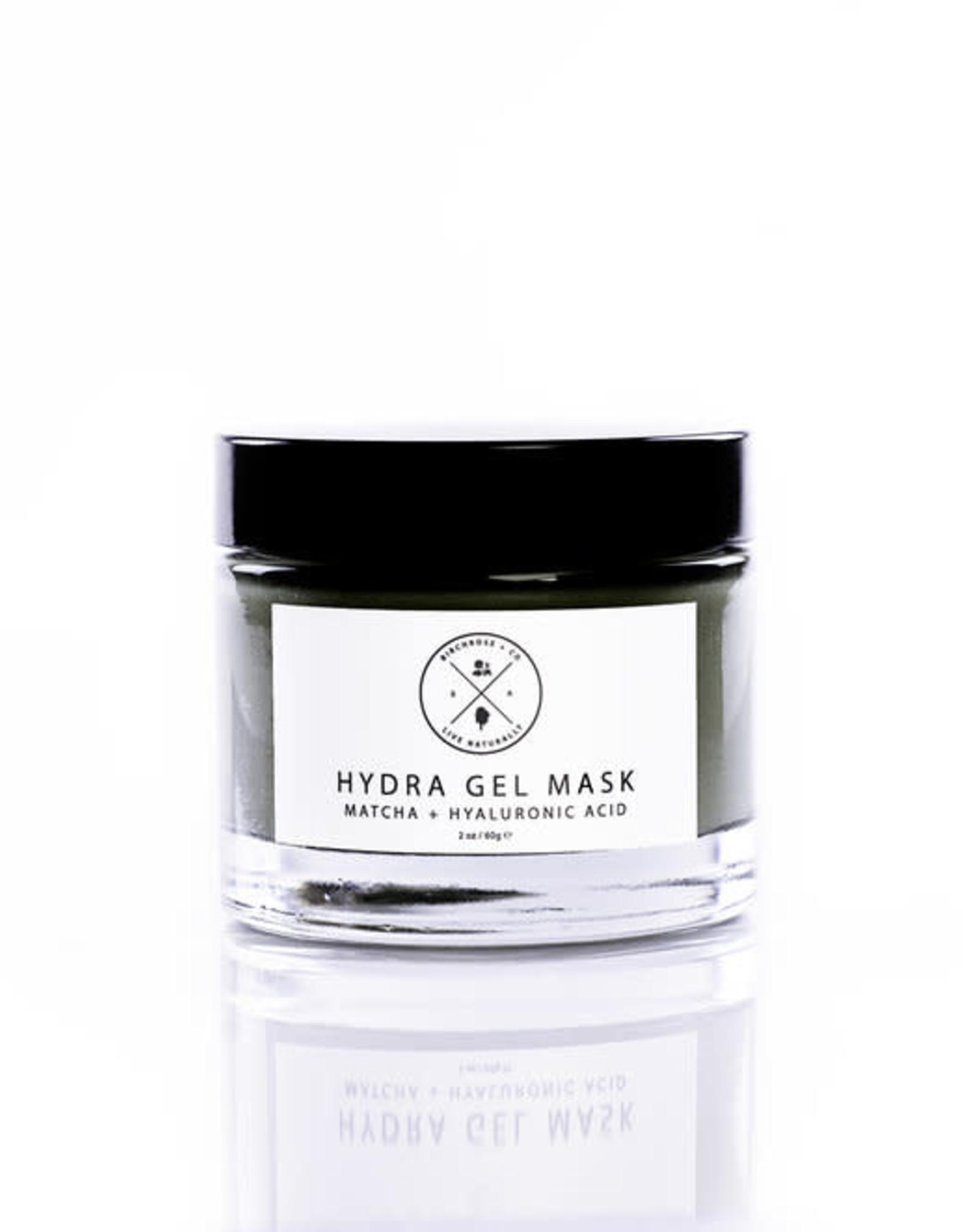 Birchrose & Co. Hydra Gel Mask