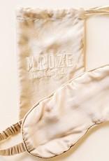 M. Roze Silk Eye Mask