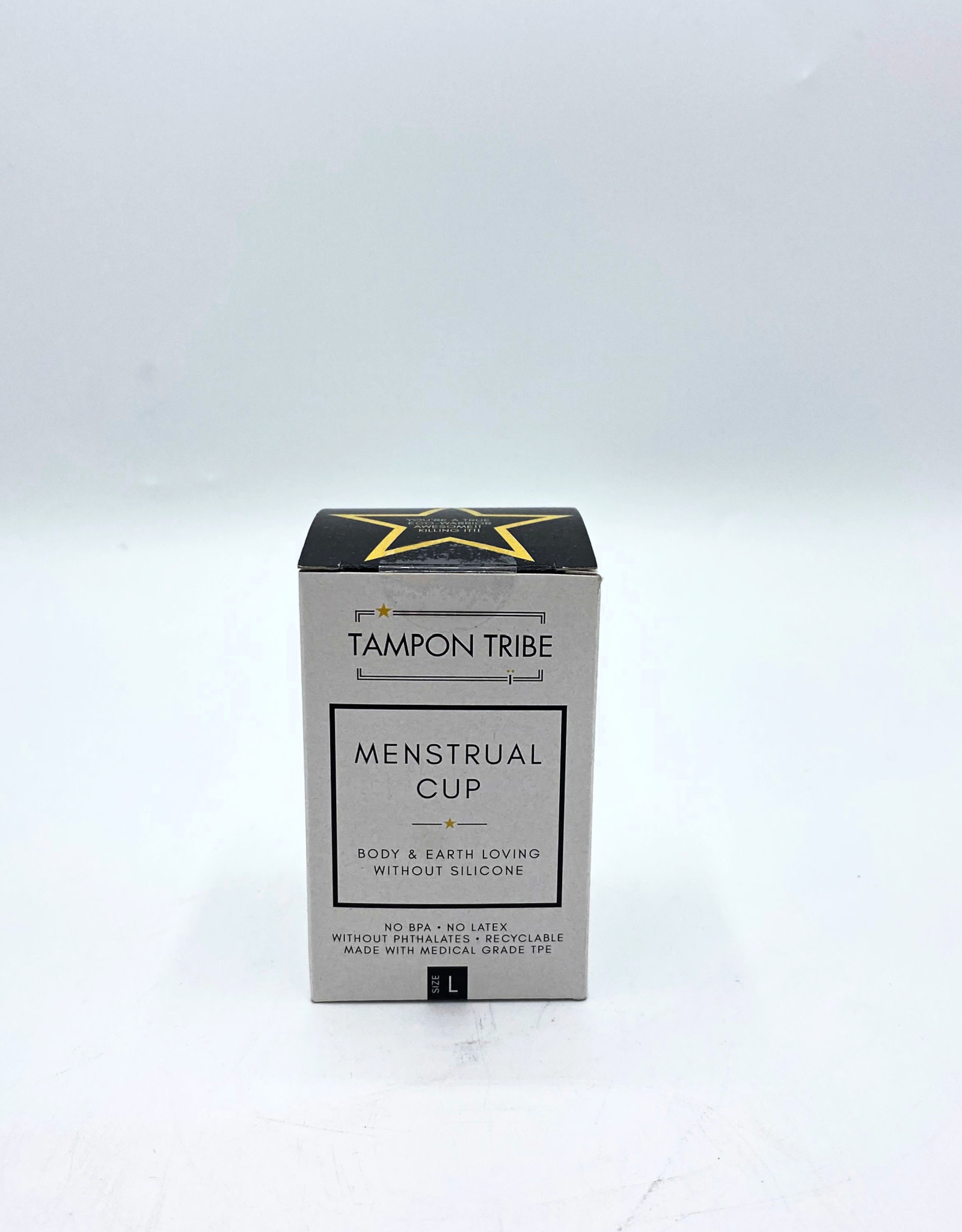 Tampon Tribe Medical Grade TPE Menstrual Cup